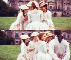 historische kostuumdrama La duchessa