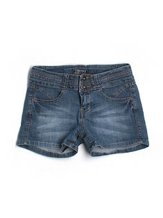 Check it out—C'est Toi Denim Shorts for $7.49 at thredUP!