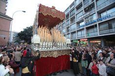 Miércoles Santo, Hermandad del Cristo de Burgos.