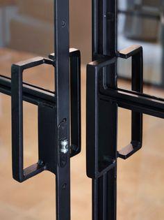 Home Decorators Lighting Collection Steel Frame Doors, Steel Doors And Windows, Window Design, Door Design, Crittal Doors, Loft Door, Internal Sliding Doors, Vault Doors, Casa Loft