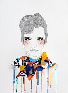 Izziyana Suhaimi- Amazing! Love Pinterest for discovering amazing new artists like this!