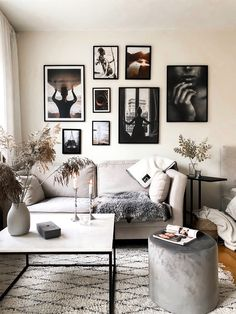 Inspiration Wall, Interior Design Inspiration, Interior S, Interior Decorating, Poster Store, Hanging Posters, Large Photos, Instagram Shop, Scandinavian Design