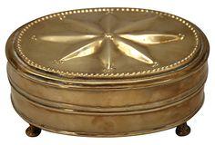 Star Brass Box on OneKingsLane.com