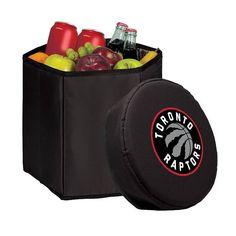 Picnic Time Toronto Raptors Bongo Cooler,