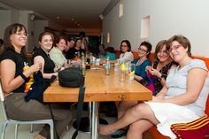 Reunión 41ª del Grupo de Crochet y Punto Alhambra Knits. Foto de Grupo