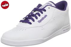 Reebok, Herren Sneaker  BLANC/VIOLET 39 - Reebok schuhe (*Partner-Link)