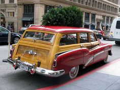 Buick woody wagon...Brought to you by #House of #Insurance in Eugene Oregon