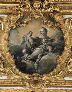 Versailles, Marie Antoinette's Bedchamber