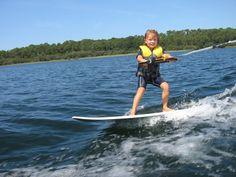 Maguide ski nautique, école de ski nautique, wakeboard, wakeskate, wakesurf, Port Maguide, Biscarrosse Lac