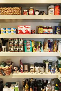 #kitchen #pantry #reveal
