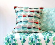 love the patterns and colors!