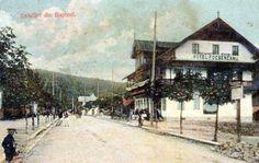 Busteni - Hotel Focseneanu - interbelica