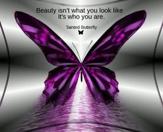 Beauty is who u r