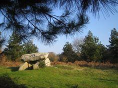 Dolmen de Quélarn - Lesconil (29) France