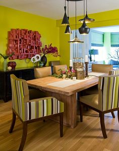 lighting ideas for small dining room - - Yahoo Image Search Results