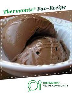 Recipe Decadent Chocolate Gelato - So simple and no eggs! by Thermonator, learn to make this recipe easily in your kitchen machine and discover other Thermomix recipes in Desserts & sweets. Thermomix Icecream, Thermomix Desserts, Decadent Chocolate, Chocolate Ice Cream, Chocolate Gelato Recipe, Cheddarwurst Recipe, Mulberry Recipes, Spagetti Recipe, Deserts