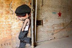 Seth (Julien Malland )Street Art