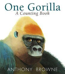 I love Anthony Browne's animal illustrations!