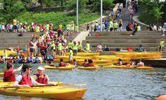 Kidsburgh: free Venture Outdoors Festival
