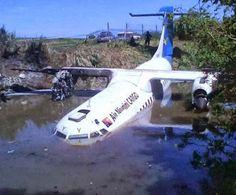 Air Niugini Plane crashed in Madang | Pacific Flash