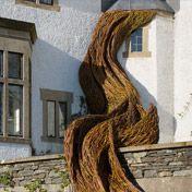 Environmental Art | Natural Sculptures | Blackwell | Laura Ellen Bacon