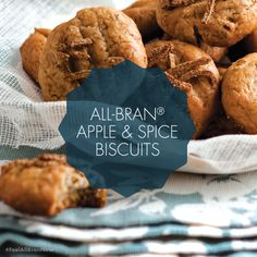 (Images courtesy of Caxton Publications) All Bran, Spiced Apples, Recipe Images, Biscuits, Spices, Baking, Healthy, Desserts, Books
