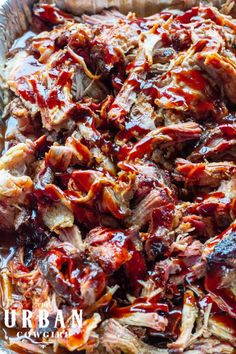 Learn the secrets to making juicy and succulent smoked pulled pork on your pellet smoker for backyard barbecues and parties! This recipe shows each step of the process including the pulled pork rub, pork mop sauce, and tips for your pellet grill. Get the full guide now on UrbanCowgirlLife.com! Pellet Grill Pulled Pork Recipe, Pulled Pork Smoker Recipes, Pellet Grill Recipes, Smoked Pulled Pork, Barbecue Recipes, Grilling Recipes, Beef Recipes, Burger Recipes, Bbq