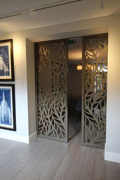Miles and Lincoln | Laser cut screens, laser cut panels | Gallery 2