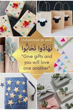 GIFT IDEAS FOR EID| AYEINA Fun Activities For Kids, Educational Activities, Eid Mubarak Gift, Islamic Gifts, Expensive Gifts, Love Yourself First, Child Life, One And Other, Etiquette