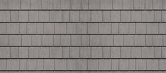 """Siding Certain Cedar Impressions Double 7"""" Straight Edge Perfection Shingles, Charcoal Gray  Also available in Granite Gray"""