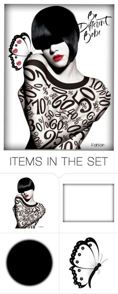 """Facebook Profile Pic"" by pinkinkbydesign ❤ liked on Polyvore featuring art"