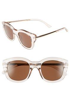 Le Specs 'Runaways Luxe' 50mm Cat Eye Sunglasses | Nordstrom
