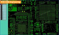 PCB CAM Engineering Before PCB Board Manufacturing