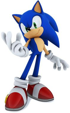 Sonic the Hedgehog is actually standing still?!!!!!