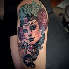 Electric Tattoos | Missy Rhysing