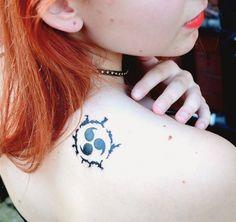 45 Fabulous Naruto Tattoo Designs - Dream Big and Be Hokage Dope Tattoos, Trendy Tattoos, Body Art Tattoos, Small Tattoos, Sleeve Tattoos, Tattoos For Guys, Tattoos Skull, Tatoos, Naruto Tattoo