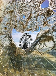 Abandoned theme park - Six Flags New Orleans