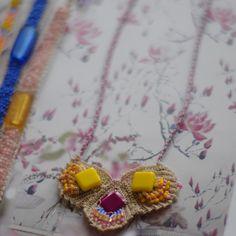 Emma Cassi-Lovely necklace