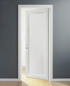 Porte interne moderne e contemporanee on pinterest - Porte interne contemporanee ...