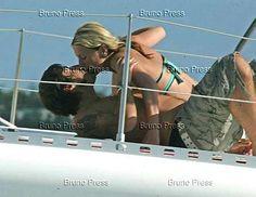 The Love Boat: Liam Gallagher & Nicole Appleton