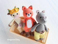 https://amigurumi.today/crochet-cuddle-me-rhino-amigurumi-pattern/ for free Rhino pattern