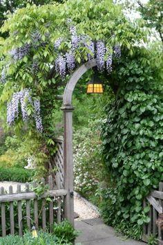 Fascinating Garden Gates and Fence Design Ideas 40 - Rockind.- Fascinating Garden Gates and Fence Design Ideas 40 – Rockindeco Fascinating Garden Gates and Fence Design Ideas 2 -