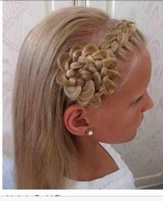 Cool braid for kids...hair..