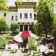 """Bufetul de la Șosea – șoseaua Kiseleff, numărul 4 – este actualul restaurant Casa Doina.  Bufetul, cum a fost denumit inițial, a fost un proiect destinat pavilionului României în cadrul Expoziției Internaționale de la Paris din anul 1889. Clădirea neo-românească, monument arhitectural, imaginea """"cârciumii românești"""", a devenit rapid unul dintre locurile preferate ale boierilor bucureșteni. Beautiful Stories, Bucharest, Pavilion, Mansions, House Styles, Vintage, Home Decor, Decoration Home, Room Decor"""