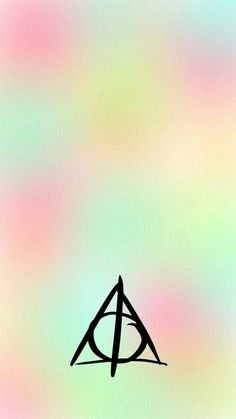 The Deathly Hallows Mundo Harry Potter, Harry Potter World, Cool Wallpapers For Phones, Cute Wallpapers, Hogwarts, Iphone Wallpaper Sky, Iphone Backgrounds, Always Harry Potter, Harry Potter Wallpaper