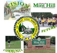 Mint Hill,NC. My childhood home
