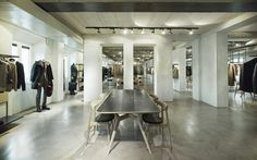 Showroom #Lardini - Milano
