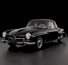 #cars #black #classic #collection #collector #vintage #mercedes ✔️ Daimler Ag, Daimler Benz, Automobile, Mercedes Benz 190, Classic Motors, Think Of Me, Car Brands, I Saw, My Dad