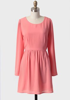 f39736553b Chasse Cutout Dress In Coral 46.99 at shopruche.com. This luxurious coral dress  is