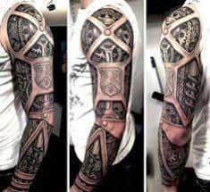 Robot Arm Tattoo 1 Best Sleeve Tattoos Sleeve Tattoos Full Sleeve Tattoos
